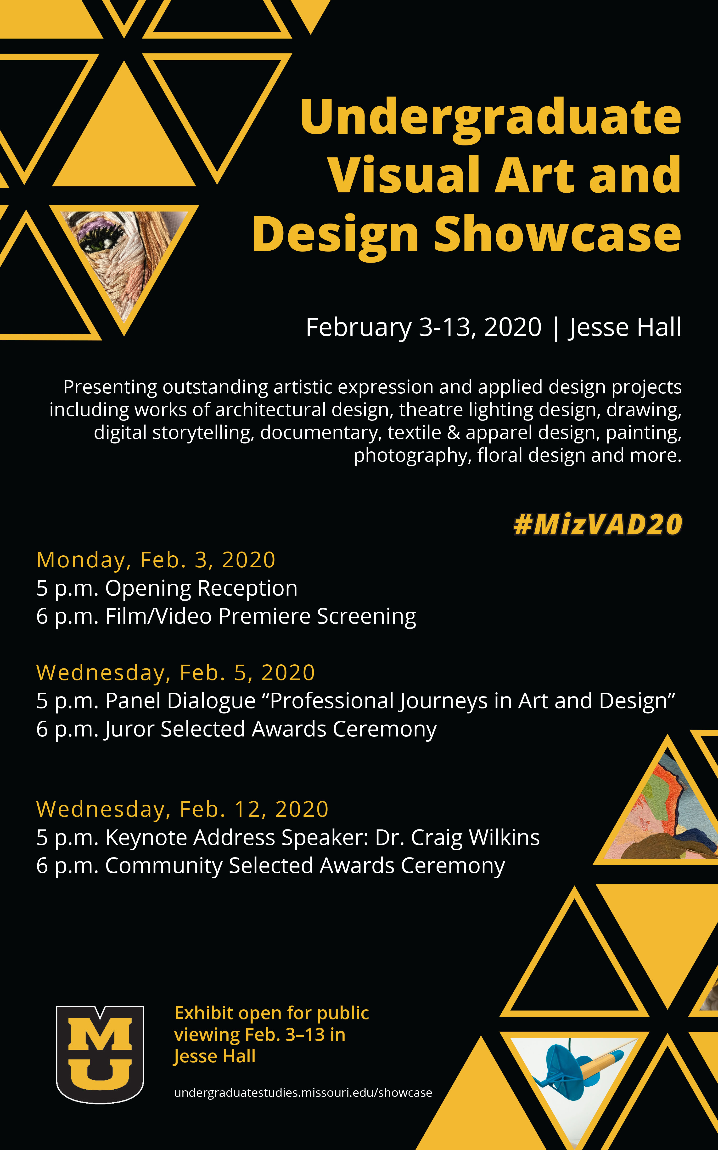 Visual Art and Design Showcase