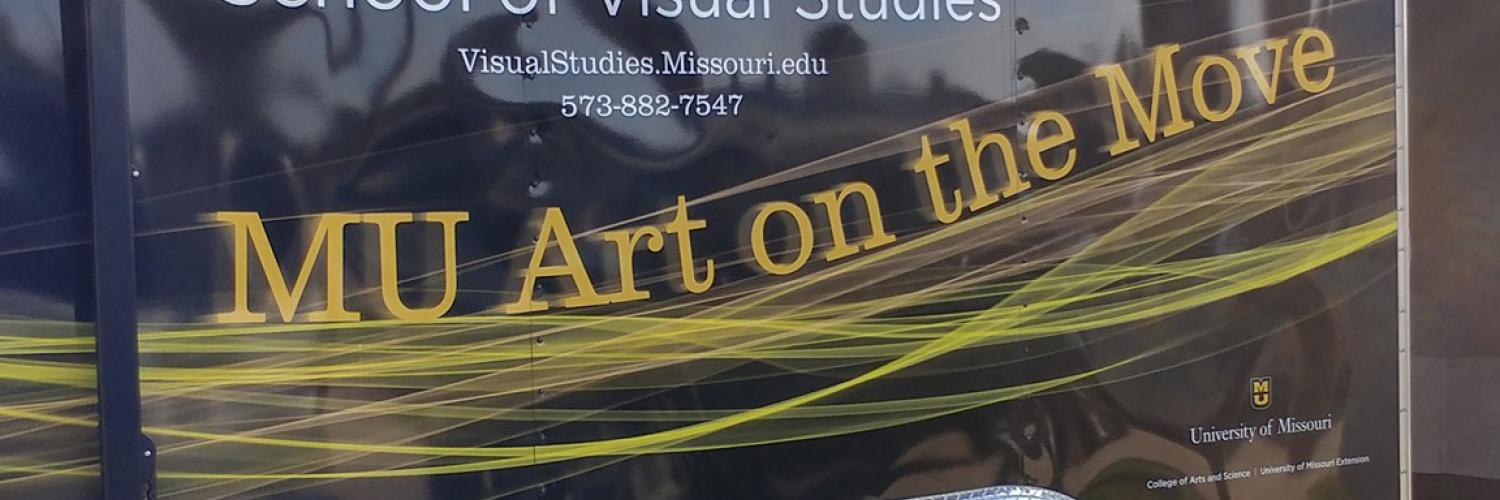 mu art on the move trailer